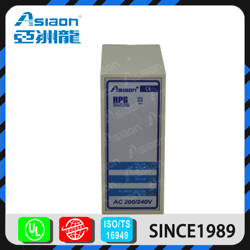 ASIAON Free Sample Chinese Low Price Electronic Water Level Float Controller SPDT