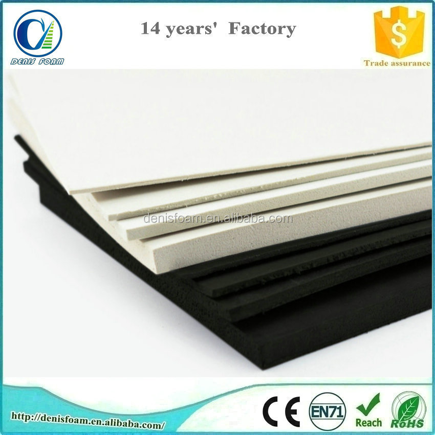 Factory direct sale custom cut high density closed cell foam