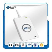 ACR122u smart card NFC atm reader/ rfid proximity nfc card reader/writer
