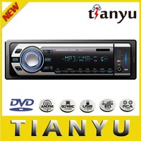 Car cd/dvd player car audio mp3 cd player adapter