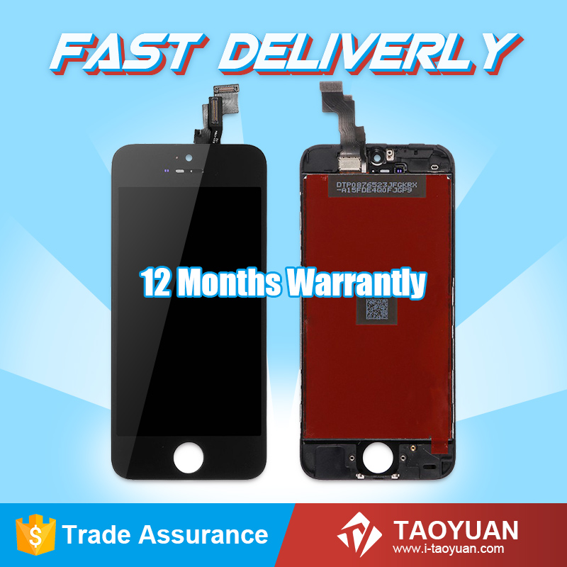 mobile phone lcd display+ touch for apple iphone 5 5c