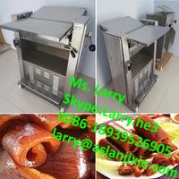 pork skinner/pork skin peeler/pork skin removing machine