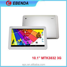 China supplier 2015 New 3G Tablet PC 10.1inch mtk8382 tablets 10.1'' cheap