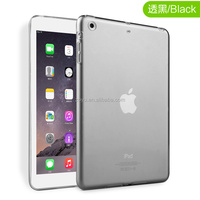 Clear Soft TPU Gel Case For iPad Mini tablet cover case for ipad mini 1/2/3