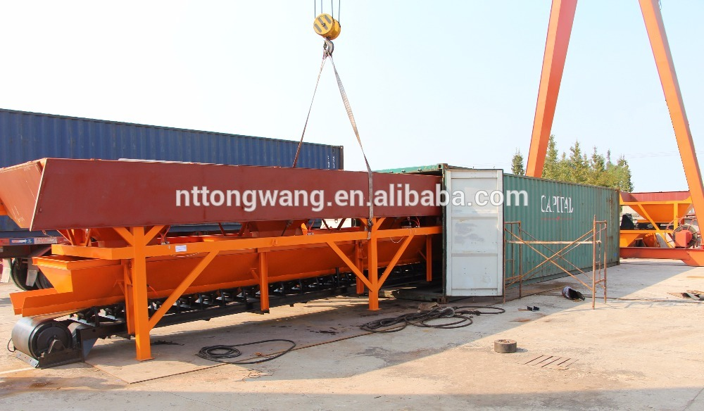 best selling mobile concrete mixing plant for sale