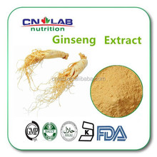 Health products 100% natural ginseng extract powder