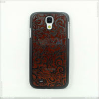 Hard Case with Wood Pattern Skin For SAMSUNG Galaxy S4 S IV S 4 Iv Gt-i9500 P-SAMI9500HC048
