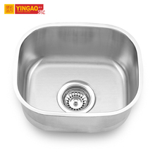 China Manufacturers Farmhouse Stainless Undermount Kitchen Sink