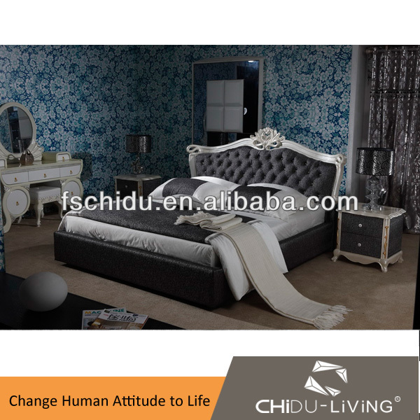 A9033 royal luxury bedroom furniture for sale, bedroom furniture egypt, ornate bedroom furniture