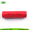 Brand 3.7V NCR18650GA 3500mah cylindrical li-ion rechargeable 10A discharge 18650 battery cell