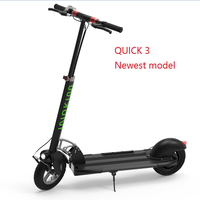 2016 Inokim new model QUICK 3 two wheel electric scooter for adults