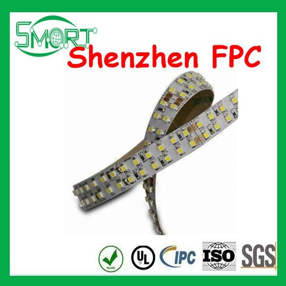 Smart Bes~~low price flexible pcb, flexible led drl/ daytime running light flex circuit,printed circuit board assembly