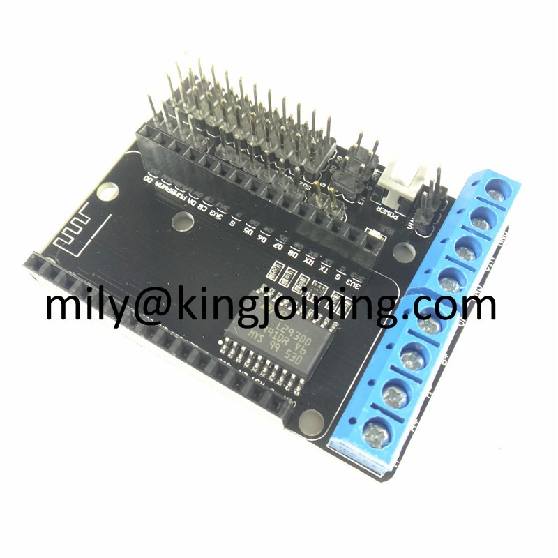 Low rice KJ156 ESP8266 WiFi drive expansion board L293D motor ESP12E