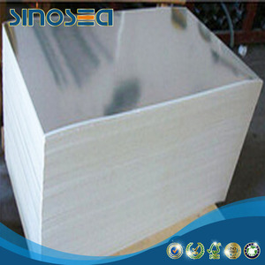 Silver gold PET metallized coated laminated cardboard food grade paper for food or other package
