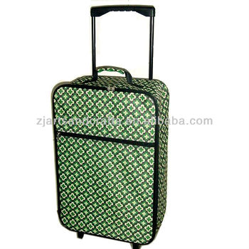 20'' 600D foldable luggage