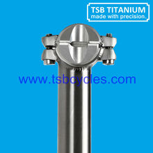 China OEM titanium Gr9 seat post TSB-SP01