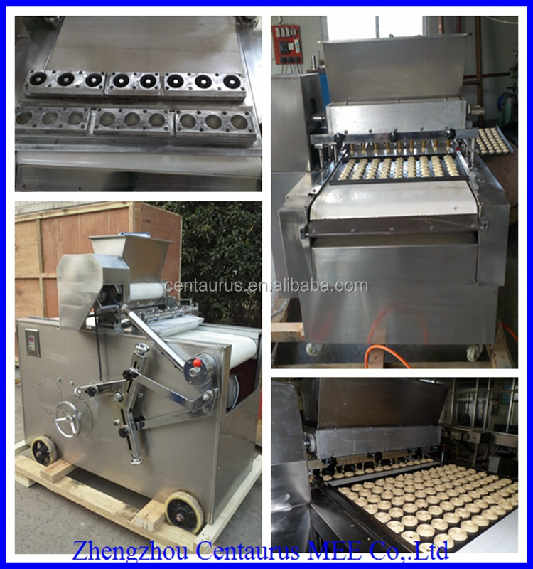 Factory price cookie dough extruder with high capacity and efficiency