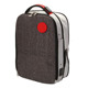 New Anti theft backpack Smart fingerprint identification anti-theft lock while material can be prevented from scratching