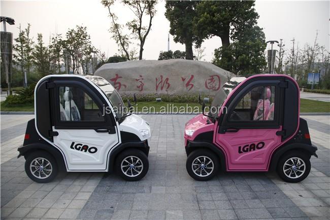 Wheel Drive Electric Golf Cart Fist Class Airport Passenger Car