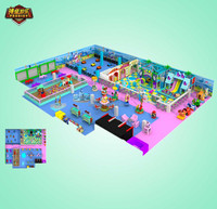 high quality children indoor playground equipment -naughty castle