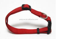 High quality with low price weave dog collar and leash