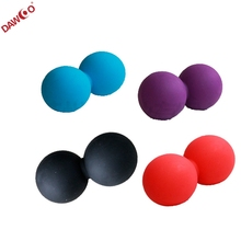 Fashion Silicone material Themary back massage ball,Roller ball massager for back