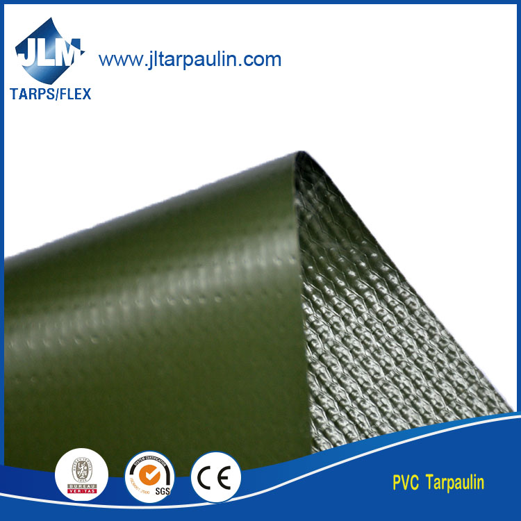 made in china high quality PVC military tarpaulin