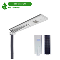 New products outdoor solar led street light housing with good price list, china Manufacture solar street light led