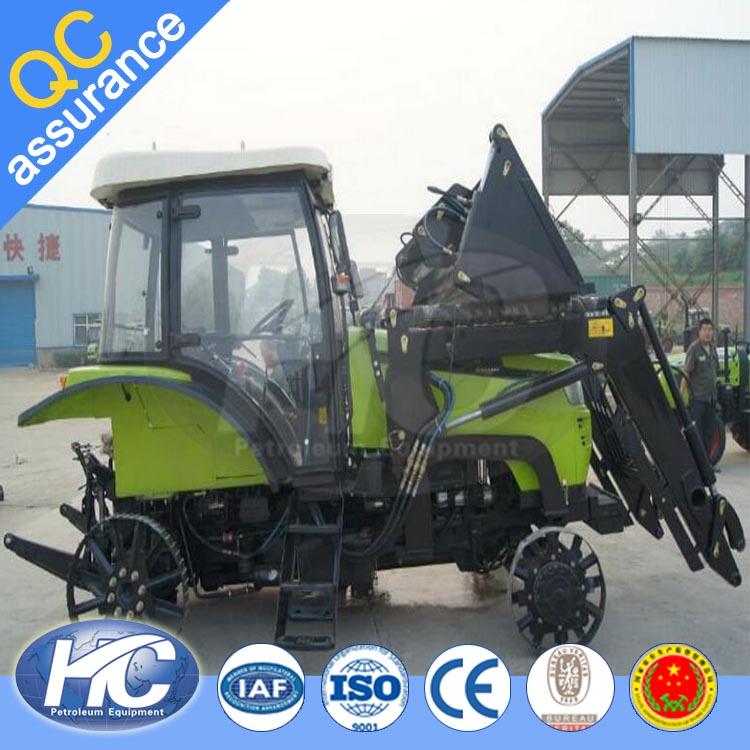 Good Priced Best Selling Top Quality Diesel Tractor Reaper on Sale