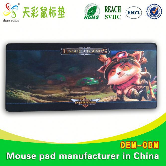 Computer Silicone Mouse Pad Popular Kawaii Customised Kids Playmats
