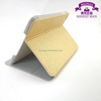 standing pu case for ipad mini 360 degree rotate case