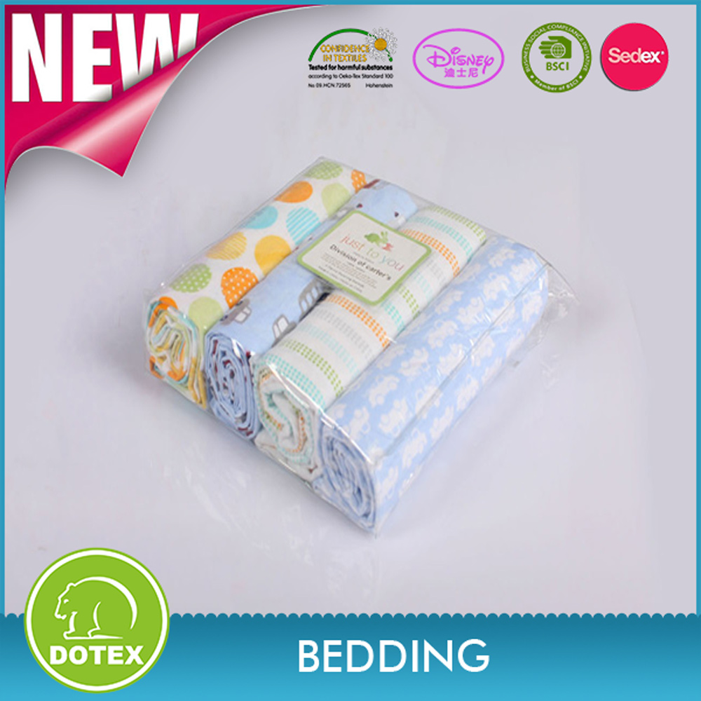 New product 2017 <strong>baby</strong> use 100 % cotton swaddle infant wrap