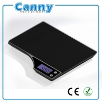 CK350 - Electronic Kitchen Scale 5kg capacity, High visiable LCD display, Blue backlight function