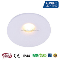 small size 5 years warranty 1W recessed led ceiling light