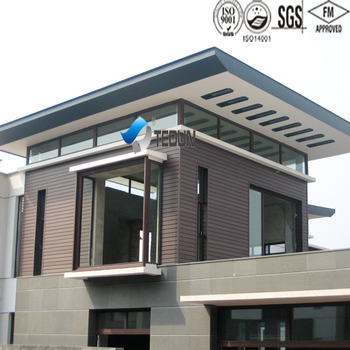aluminium double-lock standing seam roofing panel