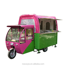 China tuk tuk car hot food 3 wheel food cart motorcycle for sale