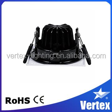 욕실 조명 LED 조명 dimmable dimmable 옥수수 둥근 8w 8w 평방 LED 옥수수 ...