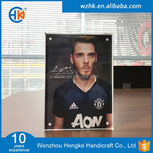 Alibaba manufactory wholesale 4x6 advertising picture frame