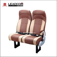 Leadcom leather coach and bus passenger seats CK08A