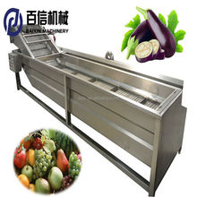 Industrial vegetable washing machine/salad vegetable processing line for lettuce/potato/carrot/onion