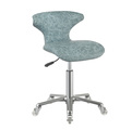 Stainless Steel Base Salon Stool Office Chair Barbe Equipment China