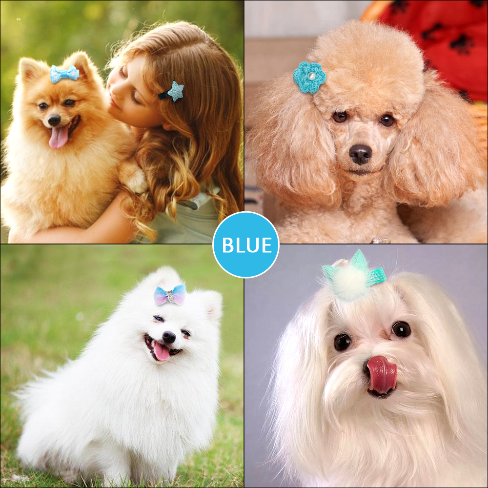 2017 New Arrival dog pet accessories hair bow tie