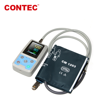 CONTEC PM50 handheld patient monitor with CE and FDA