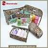 Fast delivery special design clear pvc cosmetic bag