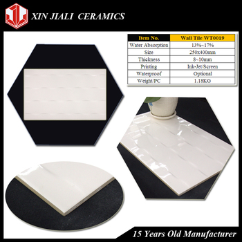 250x400MM WT0019 Ceramic Wall Tile