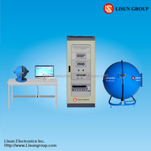 LPCE-2(LMS-9000) ccd spectroradiometer & integrating sphere system for fluorescent tube light measurement