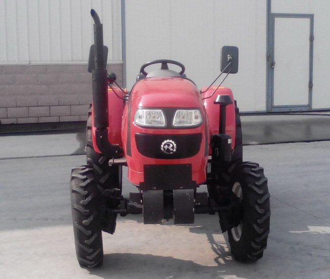 China factory price hot sell mini tractor 30 hp with 4 wheel