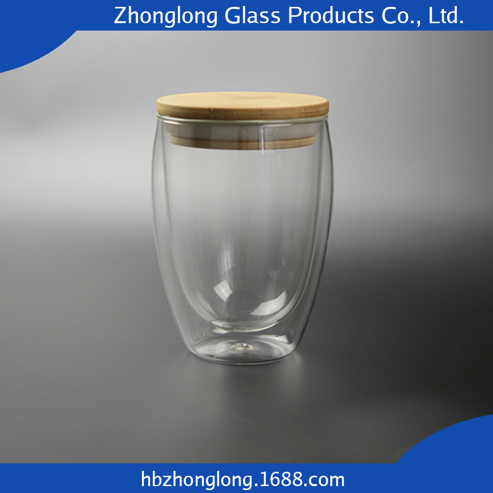China Supplier New Arrival Customizable Big Glass Jar