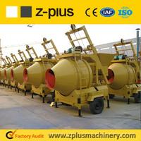 High profit unit good business for international market JZC500 self-loading concrete mixer for sale
