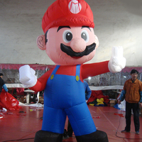 Inflatable Super Mario Bros Cartoon Inflatable